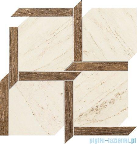 Tubądzin Larda 1 mozaika gresowa 34,6x34,6