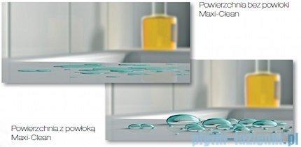 Roca Urban Umywalka nablatowa 40x40cm z grafiką Rio powłoka Maxi Clean A32765R00M
