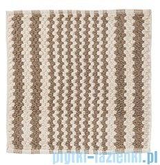 Sealskin Motif Sand dywanik łazienkowy 50x80cm 294445465