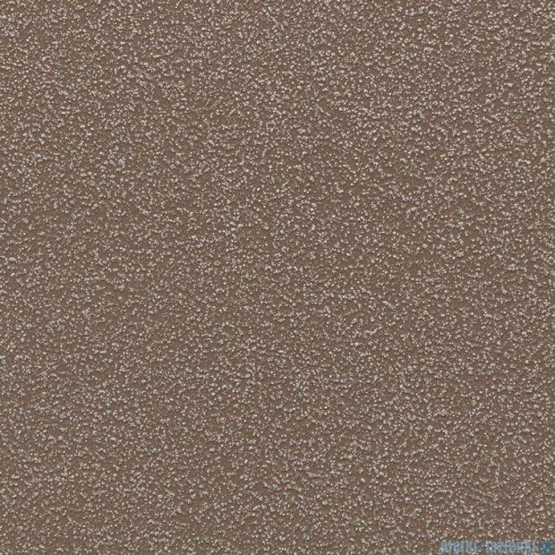Tubądzin Mono czekoladowe płytka podłogowa 20x20