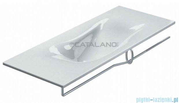 Catalano Impronta 125 umywalka 125x50 biała 1125IM00