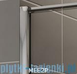 Sanswiss Melia MEE2P Kabina prostokątna 80x120cm przejrzyste MEE2PG0801007/MEE2PD1201007