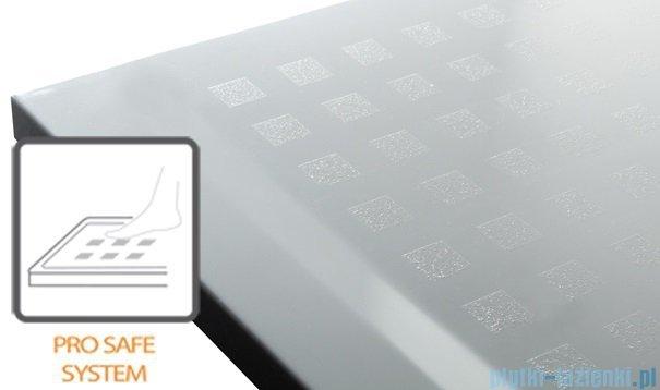 Sanplast Space Mineral brodzik kwadratowy B-M/SPACE 120x120x1,5 cm + syfon 645-290-0060-01-000
