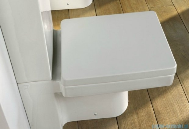 Kerasan Cento miska do WC kompaktu 3522