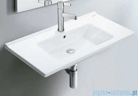 Bathco Riga umywalka 85x45cm ścienna 4100