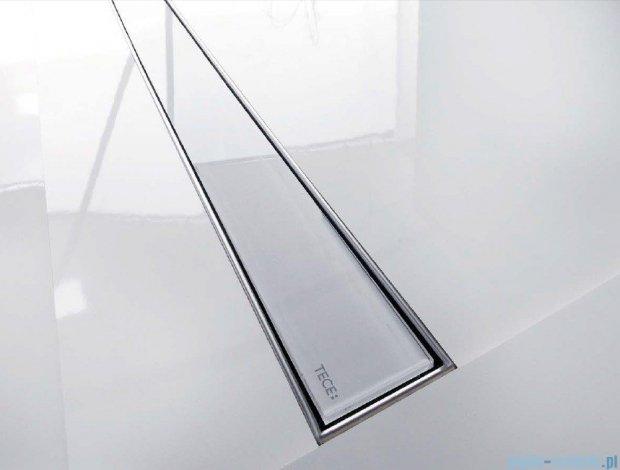 Tece Ruszt prosty ze szkła Tecedrainline 70cm szkło zielone 6.007.90