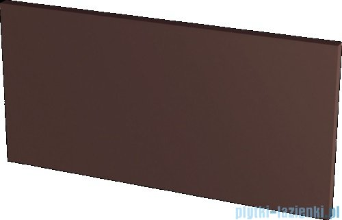 Paradyż Natural brown klinkier podstopnica 14,8x30