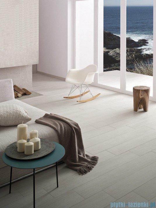My Way Rovere bianco płytka podłogowa 19,8x119,8