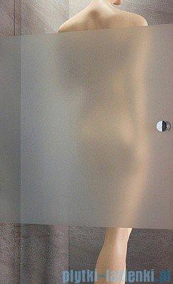 Radaway Eos KDD kabina prysznicowa 90x90 szkło intimato + Brodzik Delos C + syfon 37203-01-12N
