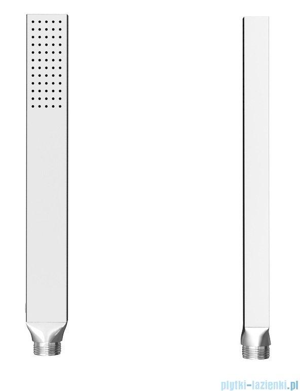 Kohlman Excelent zestaw wannowo-prysznicowy chrom QW211HQ35-007