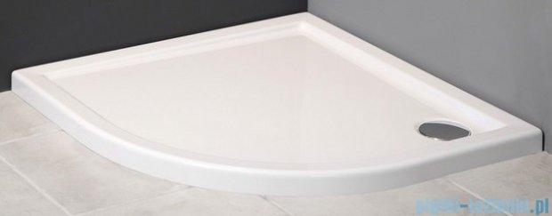 Omnires Manhattan kabina dwuskrzydłowa 3M™ Easy Clean 90x90 szkło przejrzyste+brodzik ADF94XLUX-T/3.064