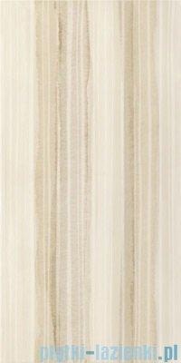 Paradyż Coraline beige paski płytka ścienna 30x60