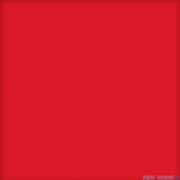 Płytka ścienna Tubądzin Pastel (23) Czerwony Mat 20x20