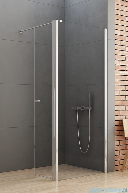 New Trendy New Soleo kabina Walk in 100x195 cm przejrzyste K-0345