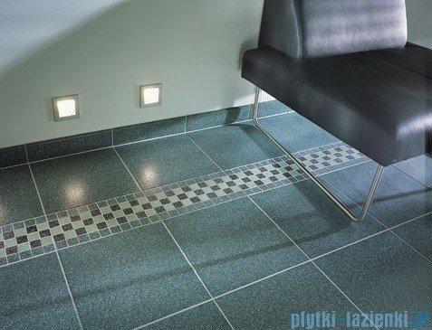 Listwa podłogowa mozaikowa Tubądzin Tartan 3 33,3x16,6