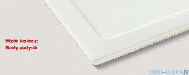 Blanco Zenar 45 S Komora podwieszana ceramiczna prawa kolor: biały połysk z kor. aut. 517188