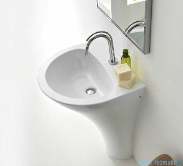Kerasan Umywalka stojąca 60 cm Aquatech 3741