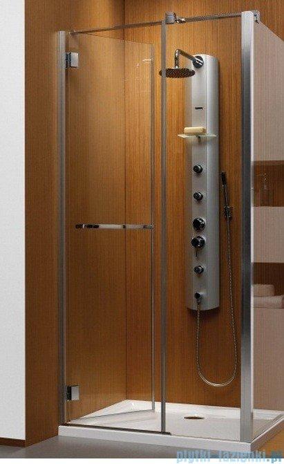 Radaway Carena Kdj Kabina prostokątna 100x80 lewa szkło brązowe + Brodzik Doros D + syfon 34432-01-08NL