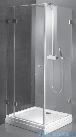 Riho Kabina prysznicowa Scandic Lift M203 100x90x200 cm LEWA GX0007301