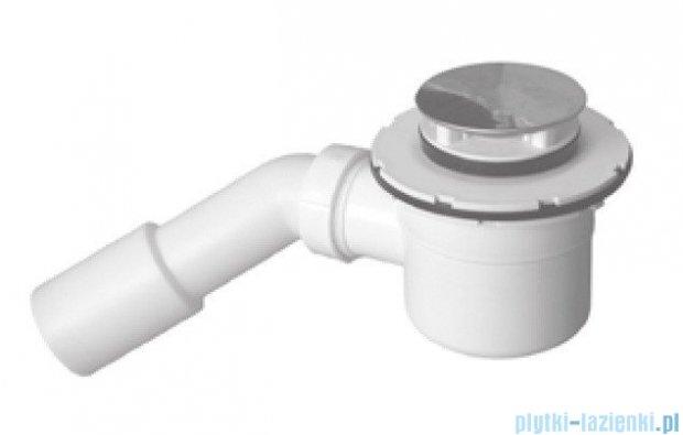 New Trendy syfon brodzikowy z otworem odpływowym Ø 52 S-0022