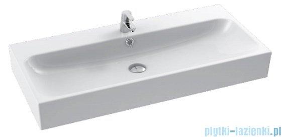 Cerastyle Pinto umywalka 101x46,5cm meblowa / ścienna 080300-u