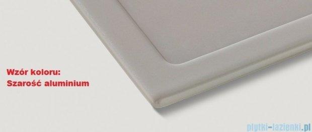 Blanco Subline 350/150-U Komora podwieszana ceramiczna kolor: szarość aluminium z kor. aut.  514528