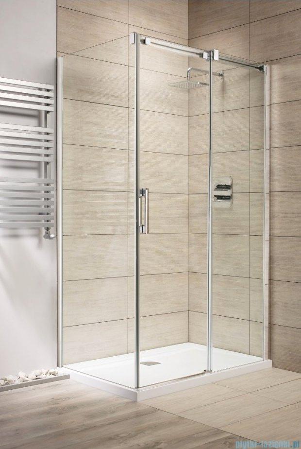 Espera KDJ Kabina Radaway prysznicowa 100x80 prawa szkło przejrzyste 380130-01R/380148-01L