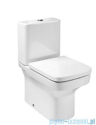 Roca Dama-n Jednocześciowy zbiornik WC 3/4,5 L bez pokrywki do kompaktu WC biała A341784000