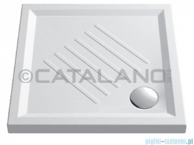 Catalano Verso 90x72 brodzik ceramiczny 90x72x6 cm biały 17290H600