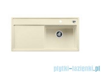 Blanco Zenar XL 6 S-F  Zlewozmywak Silgranit PuraDur komora prawa kolor: jaśmin z kor. aut. i deską do krojenia z drewna jesionowego 519319