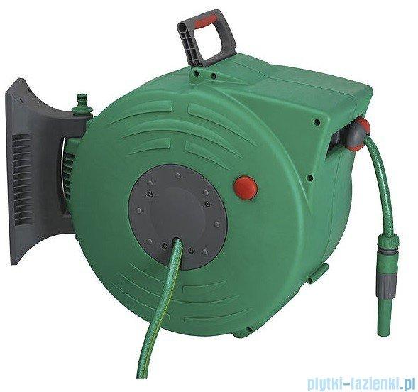 """Ferro Zwijacz automatyczny ścienny z wężem 1/2"""" i złączkami    DY 600"""