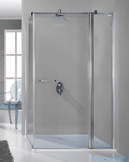 Sanplast kabina narożna prostokątna  KNDJ2/PRIII-75x110 przejrzyste 600-073-0240-01-401