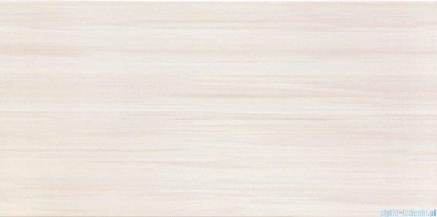 Tubądzin Wave white płytka ścienna 22,3x44,8