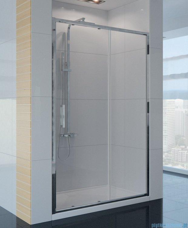 New Trendy New Corrina drzwi prysznicowe 120cm przejrzyste D-0090A