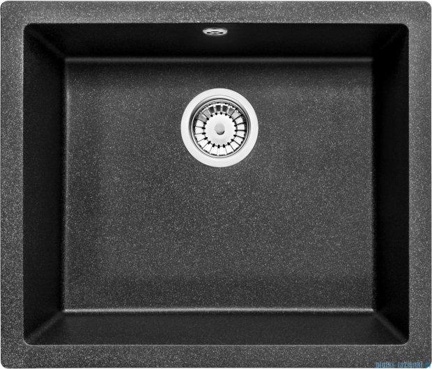 Deante Corda komora podblatowa 46x56 cm grafit metalik ZQA G10C