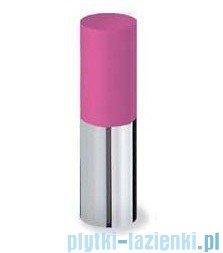 Tres Loft Colors Bateria umywalkowa z korkiem automatycznym kolor różowy 200.103.02.FU.D