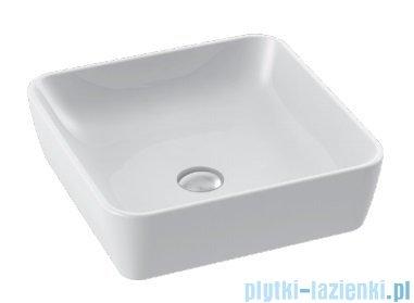 Cerastyle One umywalka 46x45,5cm nablatowa 076000