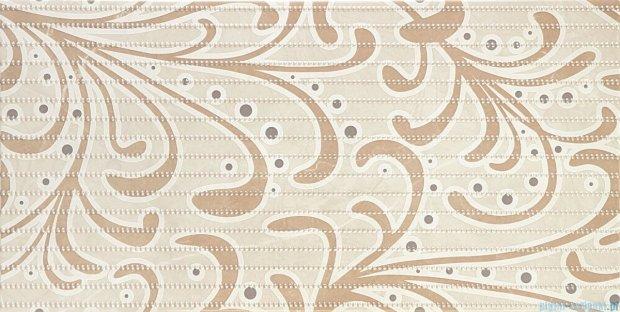 Tubądzin Gobi beige ornament dekor ścienny 30,8x60,8