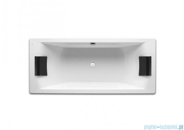 Roca Hall wanna 180x80cm z hydromasażem Smart WaterAir Plus Opcja A24T396000