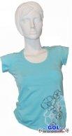 Koszulka damska 2skin VIKI 04 niebieska roz. L