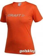 Koszulka damska CRAFT Active Run Logo 192482 r.40