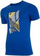 4F TSM022 Koszulka męska sportowa t-shirt r. L
