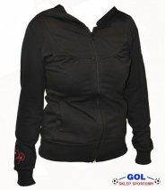 Bluza 2skin PARIS 0120 czarna roz. S