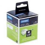 Dymo etykieta do drukarek LW 99010  biała, papierowa, 89mm/28mm