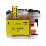 Tusz Brother LC-525XLY [16ml] zamiennik żółty