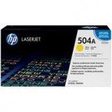 Toner HP 504A do Color LaserJet 3525/3530 | 7 000 str. | yellow