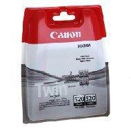 Zestaw 2 tuszy Canon PGI-520BK  | 2 x 19ml | oryginał black
