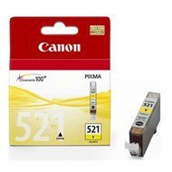 Tusz Canon CLI-521Y | 9ml | yellow