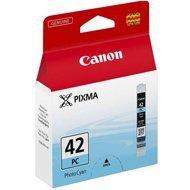 Tusz Canon CLI42PC do Pixma Pro-100   light cyan