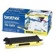 Toner Brother TN135Y (4k) HL-4040 żółty oryginał